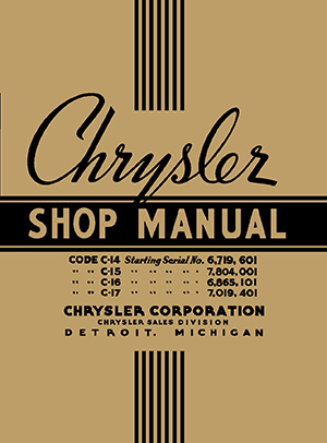 1937 chrysler shop manual rh chrysler oldcarmanualproject com chrysler service manual pdf chrysler outboard shop manual